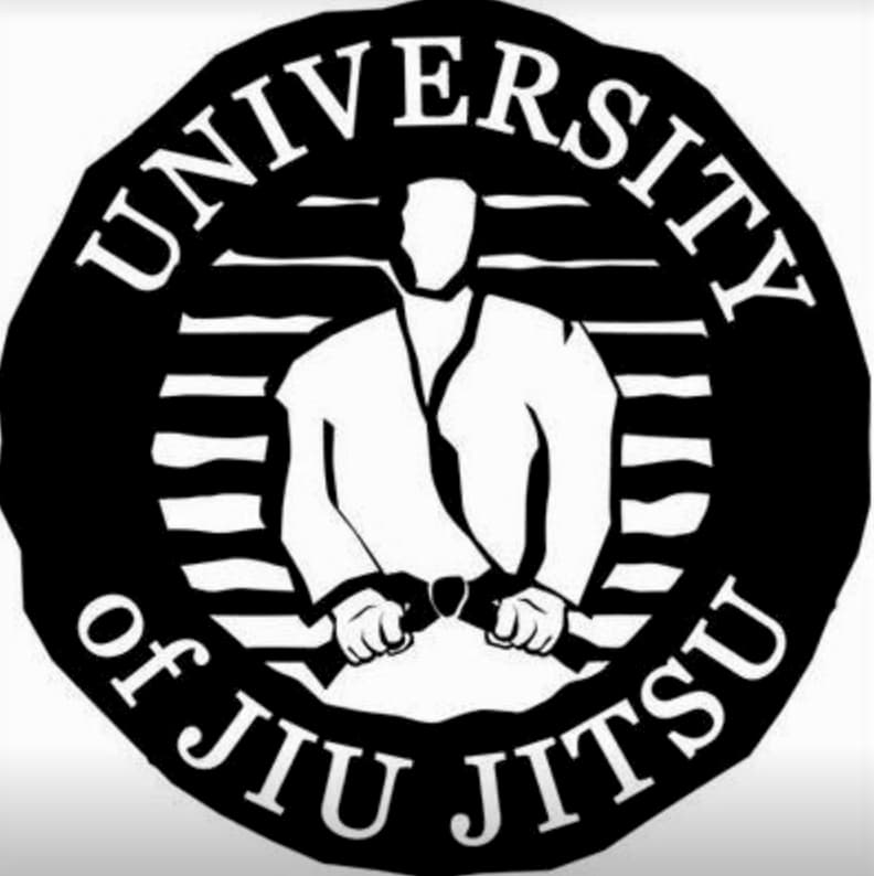 University of JIu Jitsu Logo