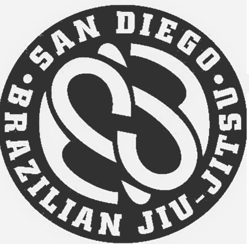 San Diego Brazilian Jiu Jitsu and Mixed Martial Arts Logo