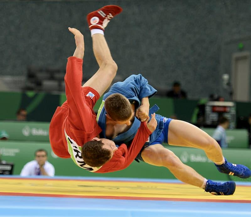 Sambo at the 2015 European Games