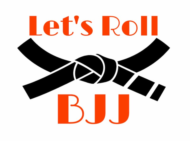Let's Roll BJJ Logo