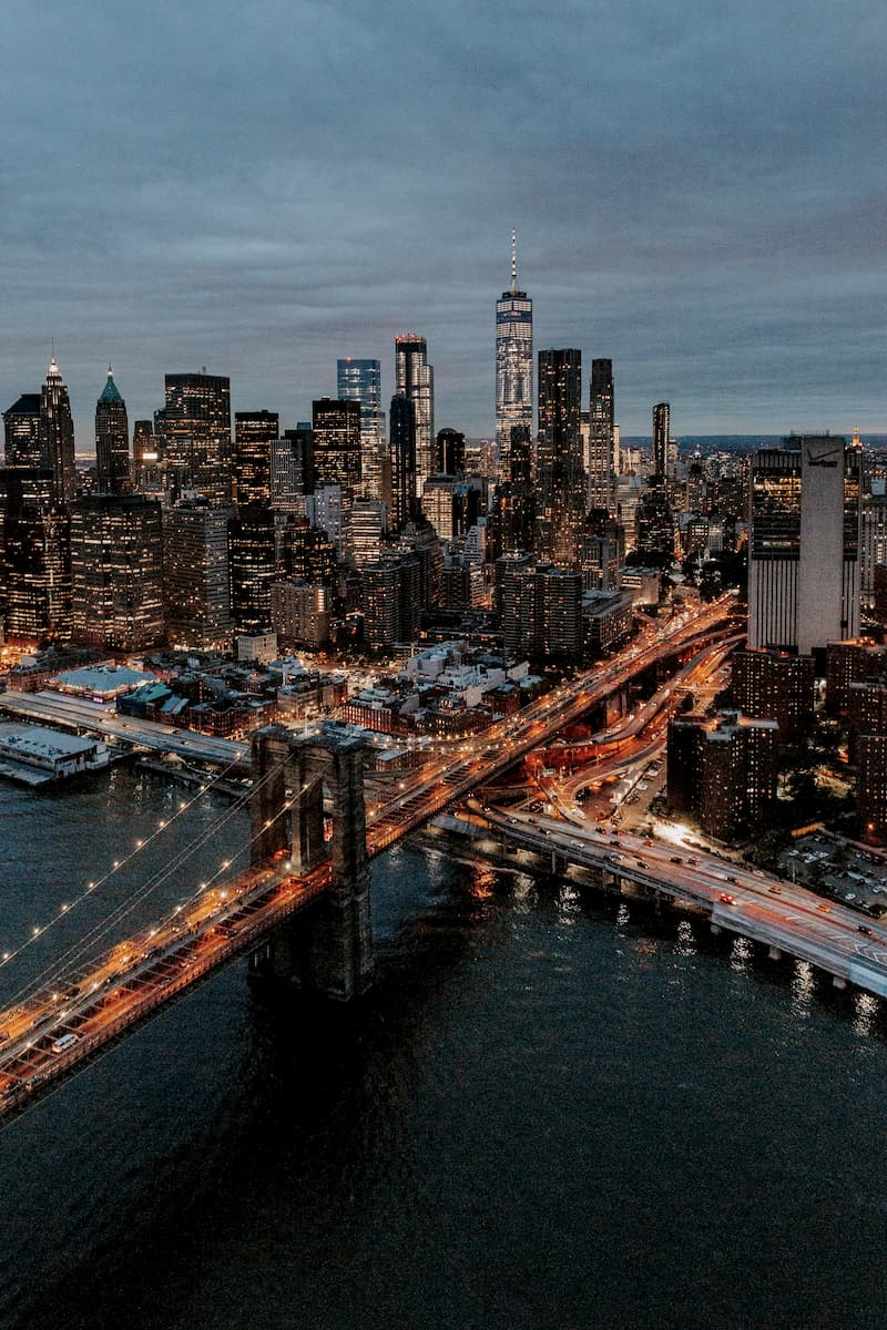 Picture of New York City
