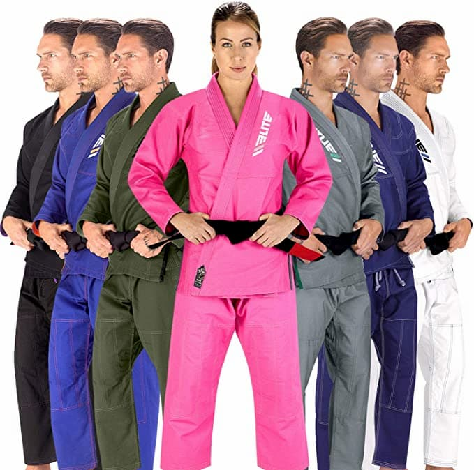Elite Sports BJJ Gi for Women