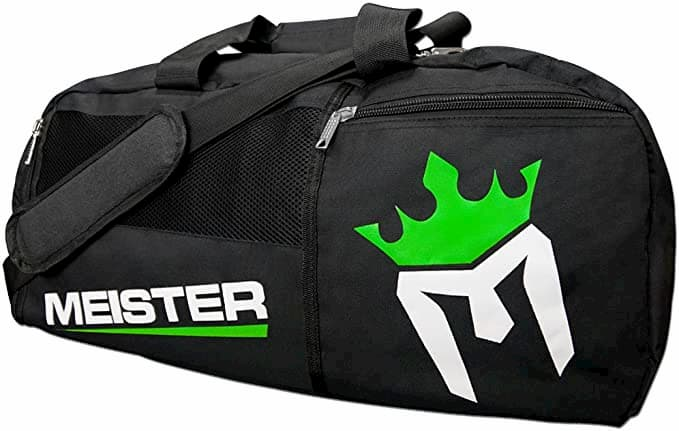 Meister Vented Convertible Duffel Bag side