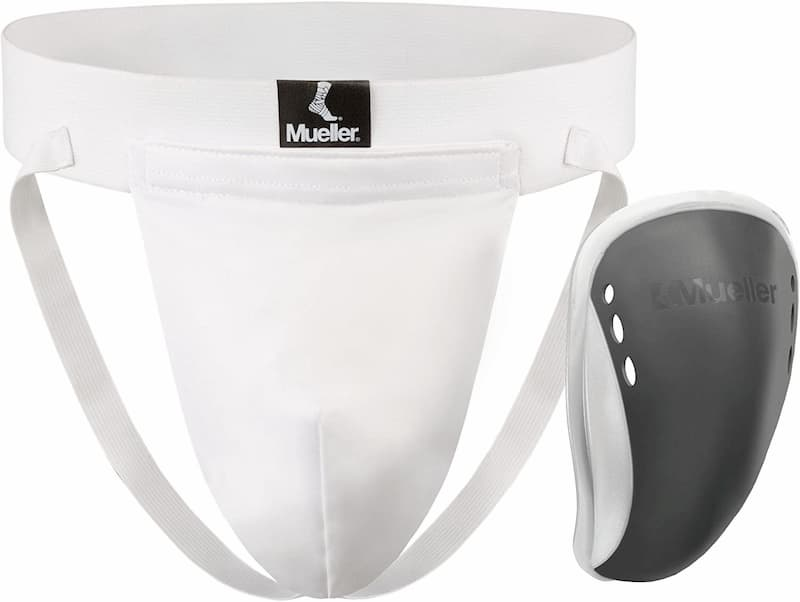 Mueller Adult Athletic Supporter with Flex Shield Cup