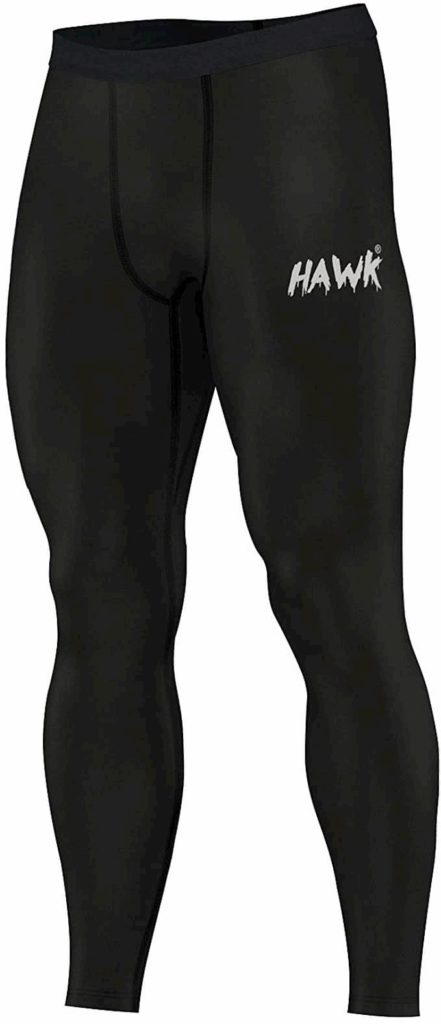 Hawk Sports Compression Pants for Jiu Jitsu and MMA