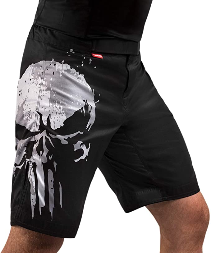 Hayabusa Men's Marvel MMA Shorts